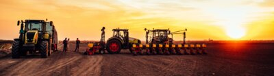 Mechanization in Agriculture Sector