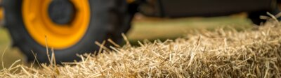 Straw Machines: An Excellent Innovation to Improve Farm Productivity, and Reducing Environmental
